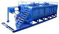 Блок для приготовления растворов и эмульсий БПР-20М (Модификация установки осреднительной УО-20)