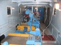 Верхний утепленный модуль МЦС объемом 30 м3
