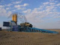 Модульная установка переработки буровых шламов