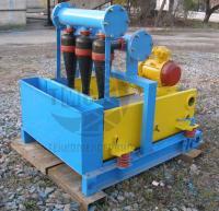 Сито-гидроциклонный сепаратор СГС-22